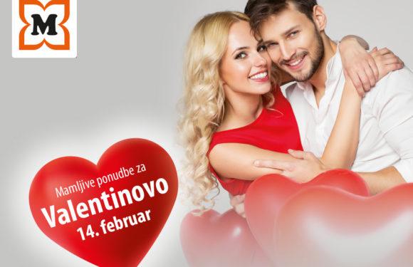 Valentinova ponudba v Mullerju!