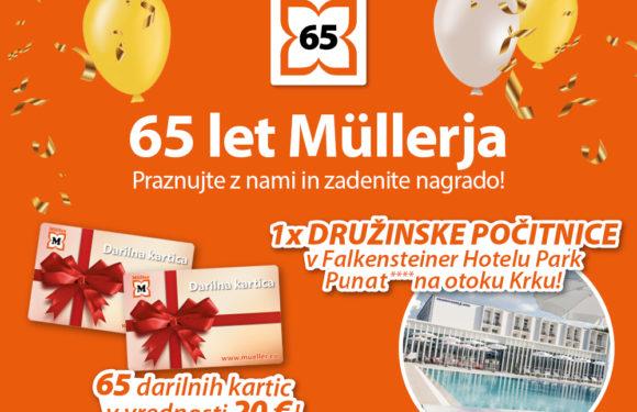 65 let Müllerja!