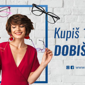 Bi imeli druga očala povsem BREZPLAČNO?