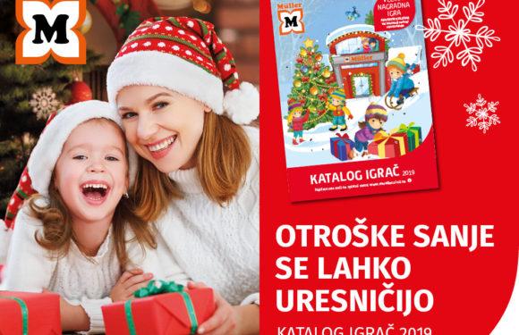 SEDAJ v Müllerju: več kot 700 igrač po znižani ceni!