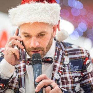 Božični dogodek z Božičkom, 21.12.2019