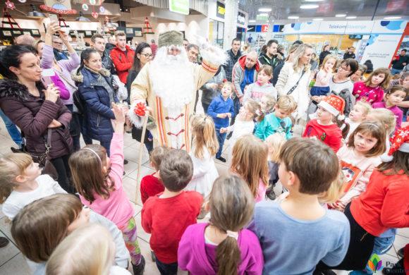 Obisk Dedka Mraza v spremstvu, 28.12.2019